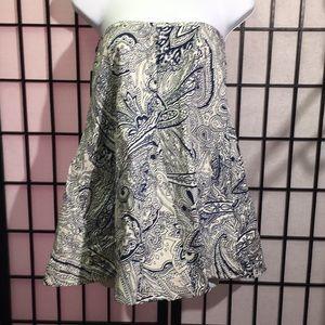 Talbots Strapless Dress Size 2P NWT